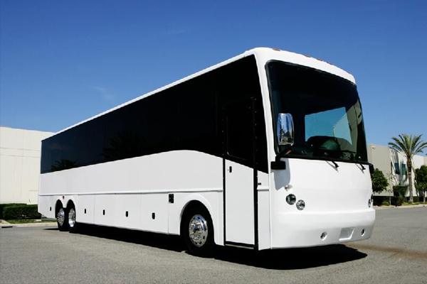 50 Passenger Charter Bus Rental Tucson