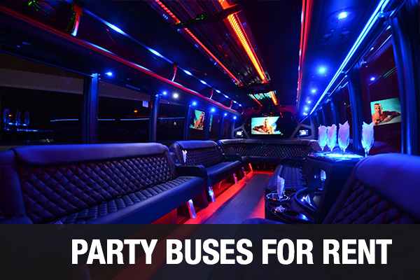 Party Buses For Rent Tucson