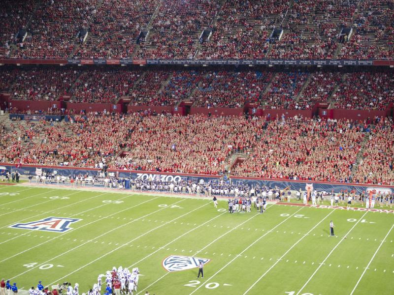 Party Bus Service Arizona Stadium Tucson
