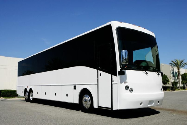 Tucson 50 Passenger Charter Bus